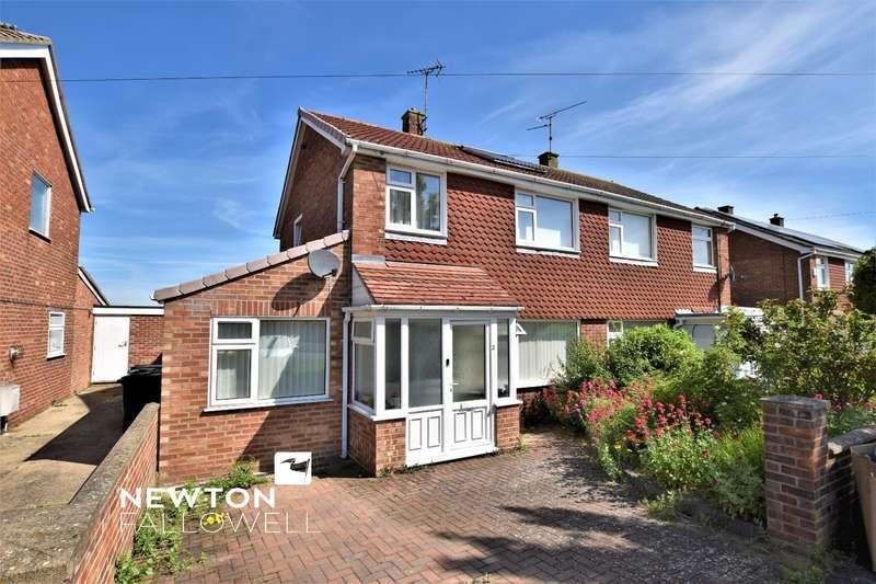 4 Bedrooms Semi Detached House for sale in Emmanuel Road, Stamford
