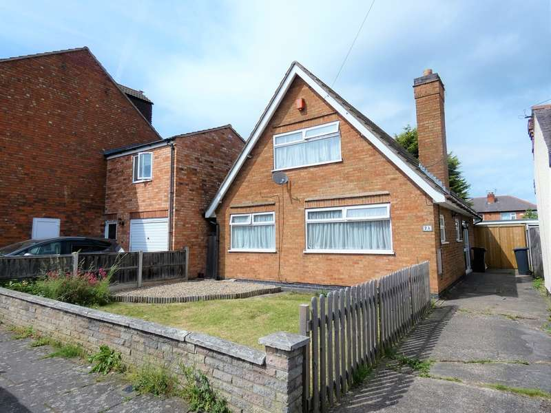 3 Bedrooms Detached Bungalow for sale in Walcote Road, Northfields, Leicester