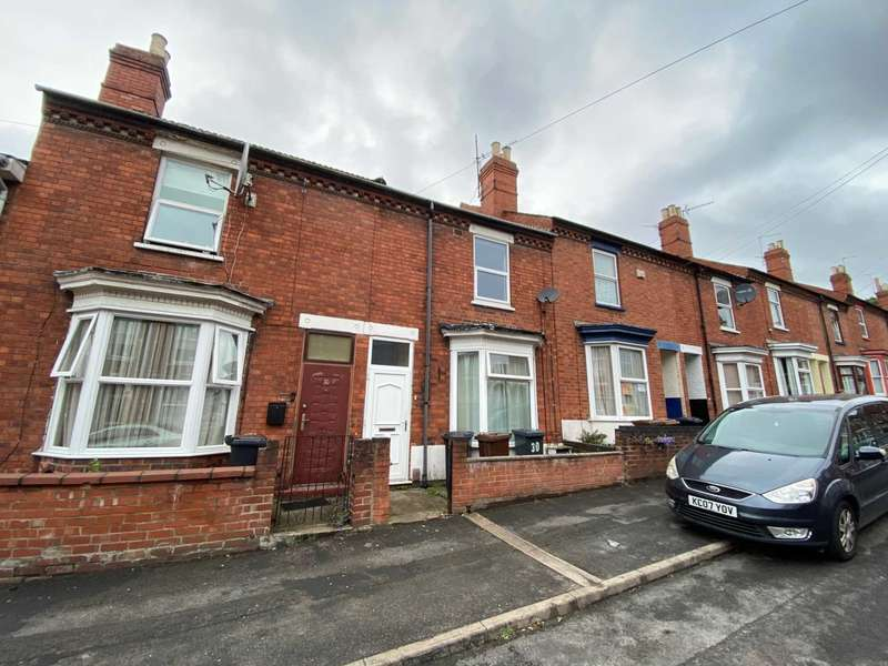 5 Bedrooms Town House for sale in Eastbourne Street, Lincoln