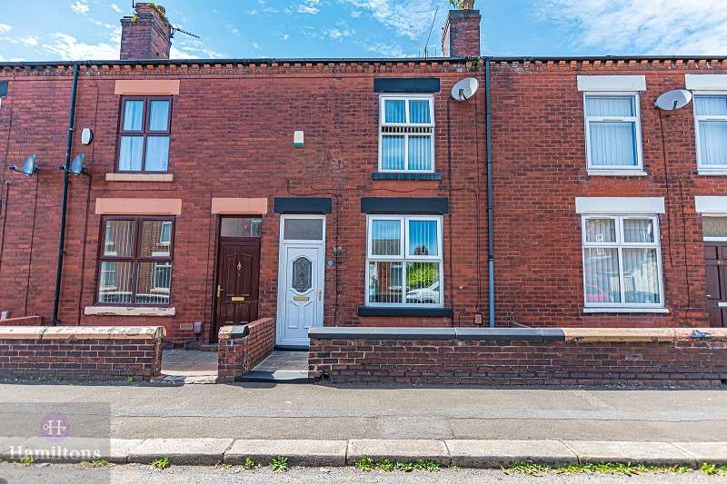 2 Bedrooms Terraced House for sale in Fairhurst Street, Leigh, Greater Manchester. WN7 4EE