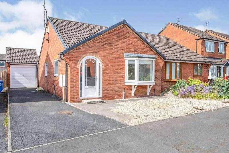 2 Bedrooms Semi Detached Bungalow for rent in Wokingham Grove, Liverpool, Merseyside, L36