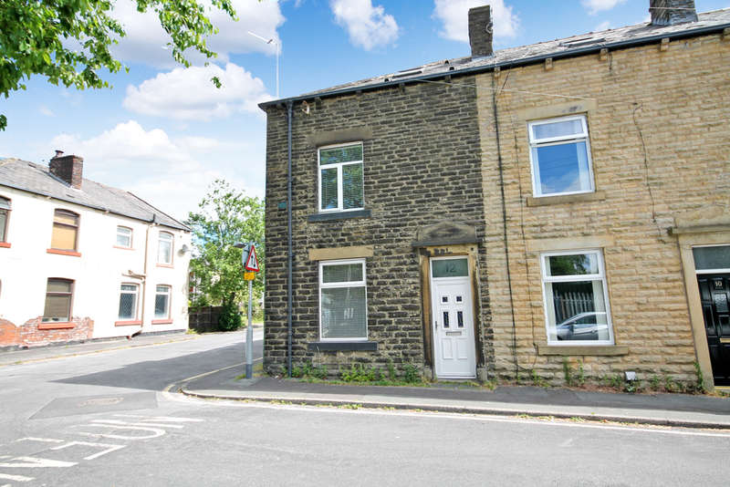 2 Bedrooms End Of Terrace House for sale in Brown Street, Littleborough