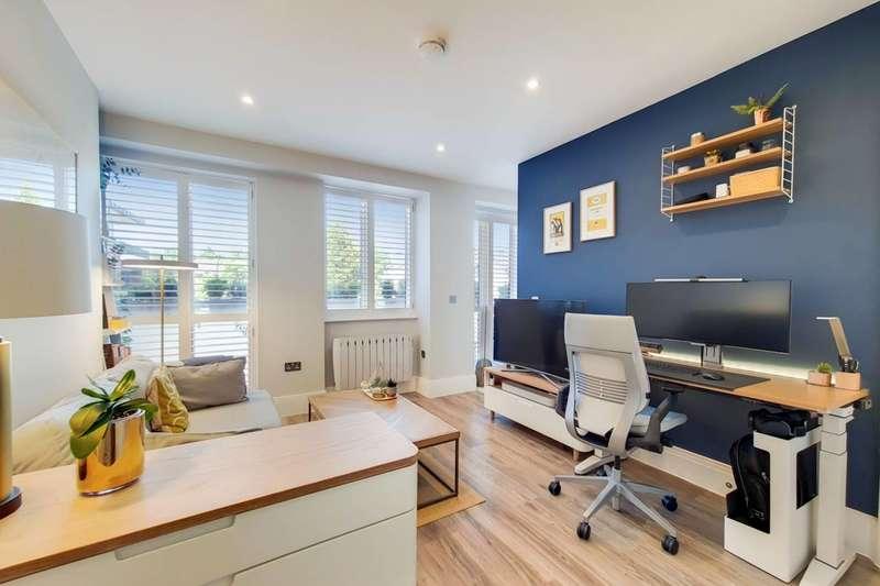1 Bedroom Flat for sale in Marlow Road, Maidenhead, SL6