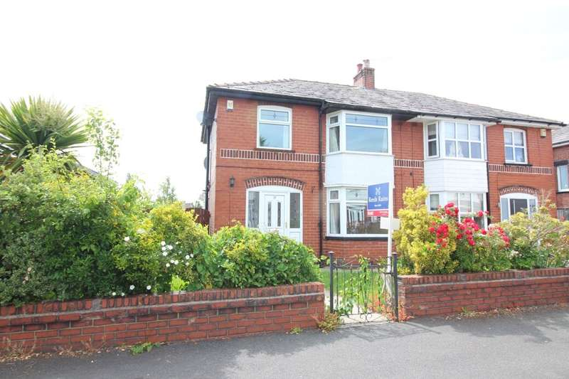 3 Bedrooms Semi Detached House for sale in Fieldhead Avenue, Bury, BL8