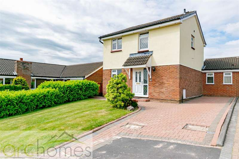 3 Bedrooms Detached House for sale in Honeybourne Close, Tyldesley, Manchester