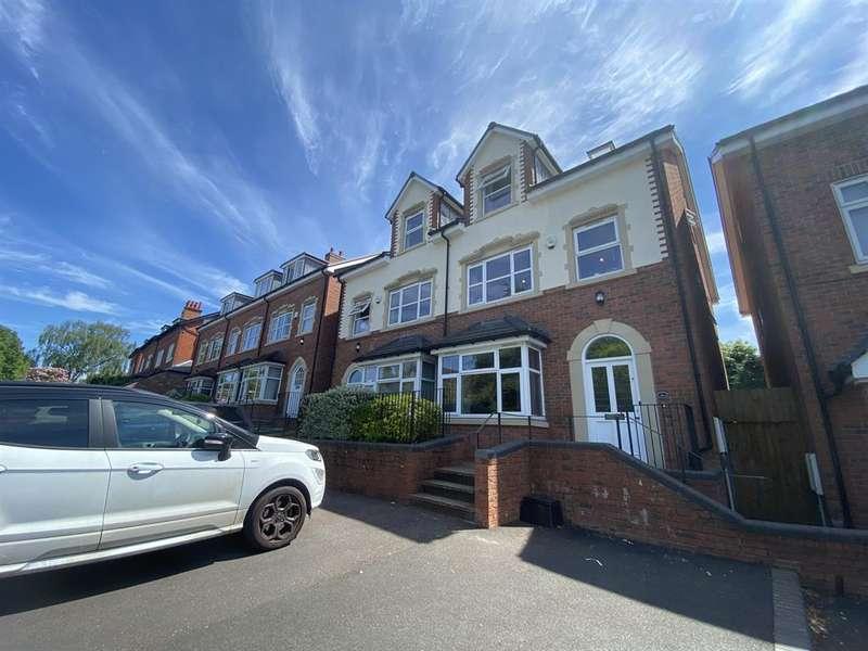 4 Bedrooms Town House for rent in Vernon Road, Birmingham, B16 9SH