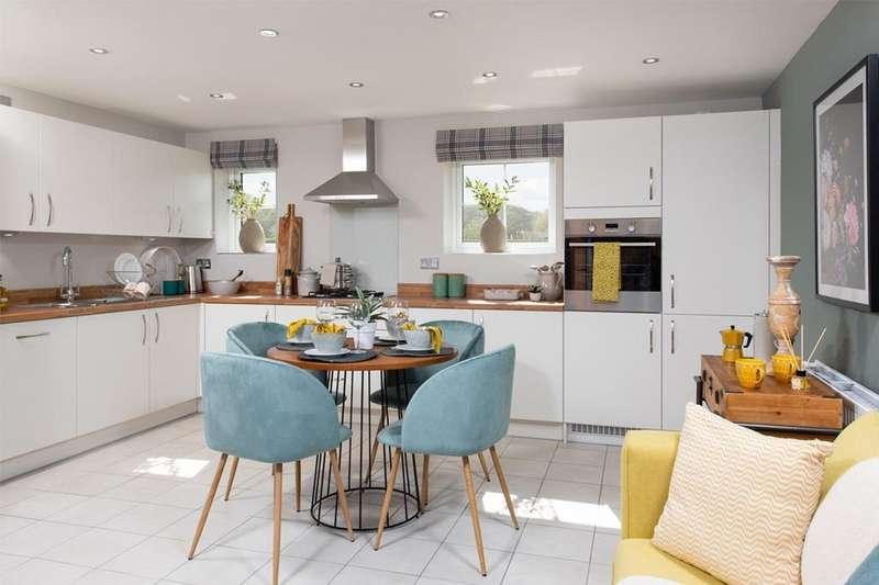 4 Bedrooms House for sale in Alderney, Romans' Quarter, Dunsmore Avenue, Bingham, NG13 7AB