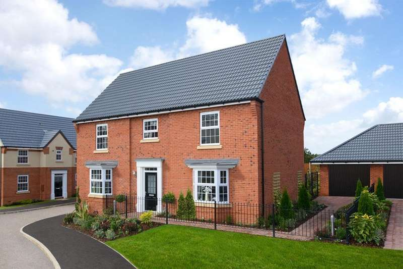 5 Bedrooms House for sale in Henley, DWH at Romans Quarter, Dunsmore Avenue, Bingham, NOTTINGHAM, NG13 8HP