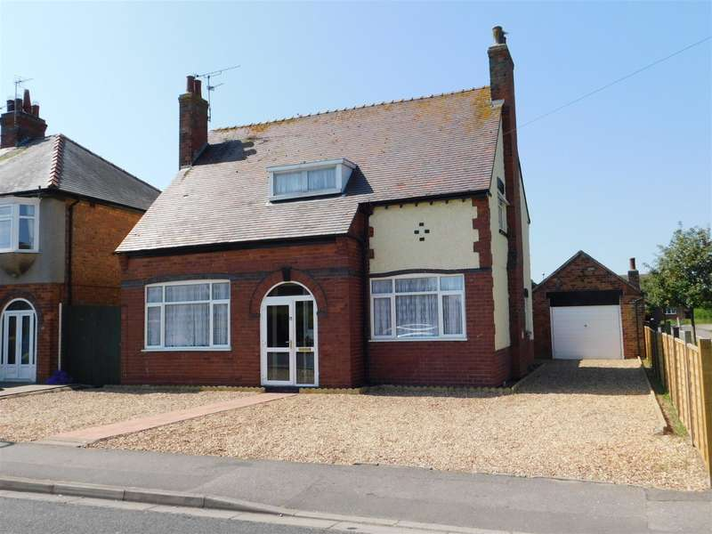 5 Bedrooms Detached House for sale in Church Lane, Winthorpe, Skegness, PE25 1ED