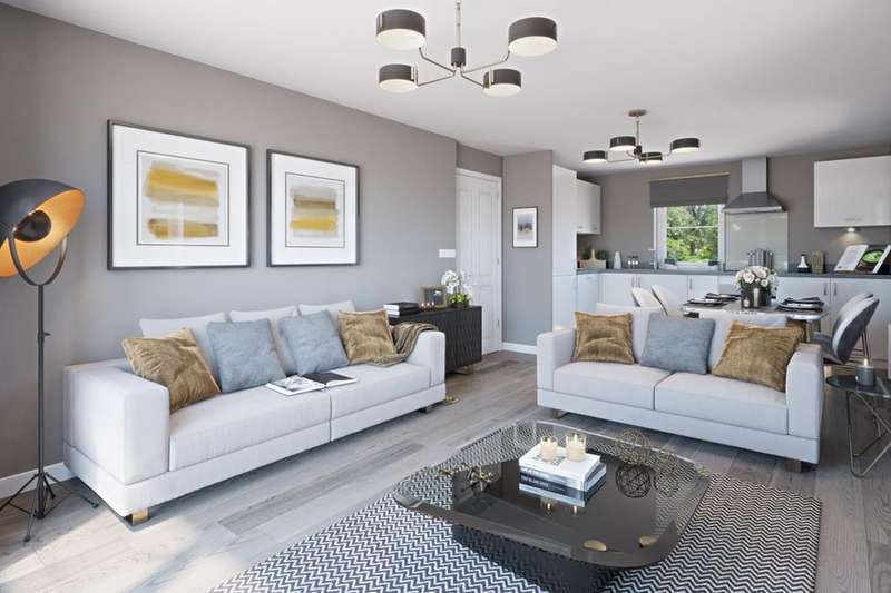 2 Bedrooms Flat for sale in Hornsea, City Heights, Somerset Avenue, Leicester, LEICESTER, LE4 0JY