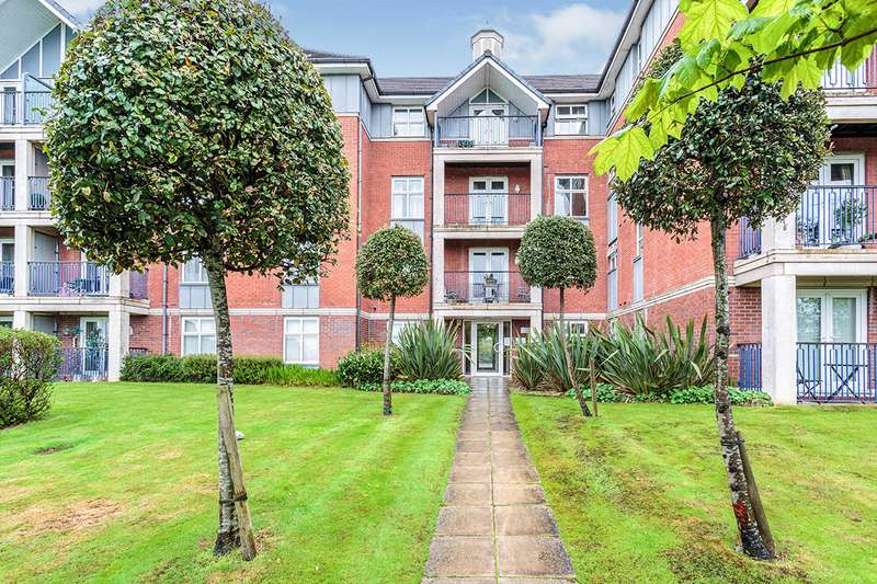 1 Bedroom Apartment Flat for sale in Victoria Mansions, 187-191 Newton Drive, Blackpool, Lancashire, FY3