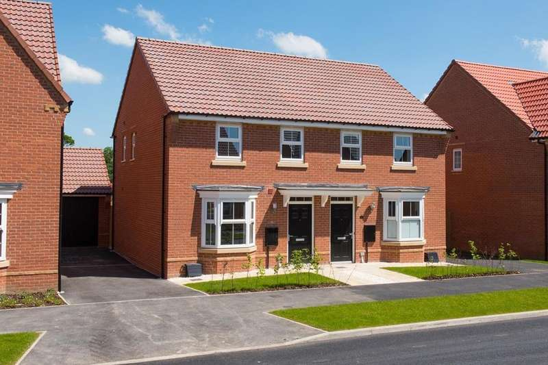3 Bedrooms House for sale in Archford, Fleckney Fields, Kilby Road, Fleckney, LEICESTER, LE8 8BP
