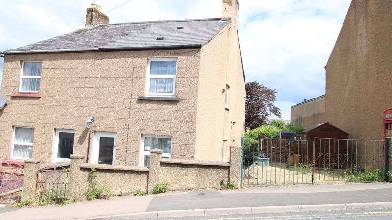2 Bedrooms Property for sale in Station Street, Cinderford