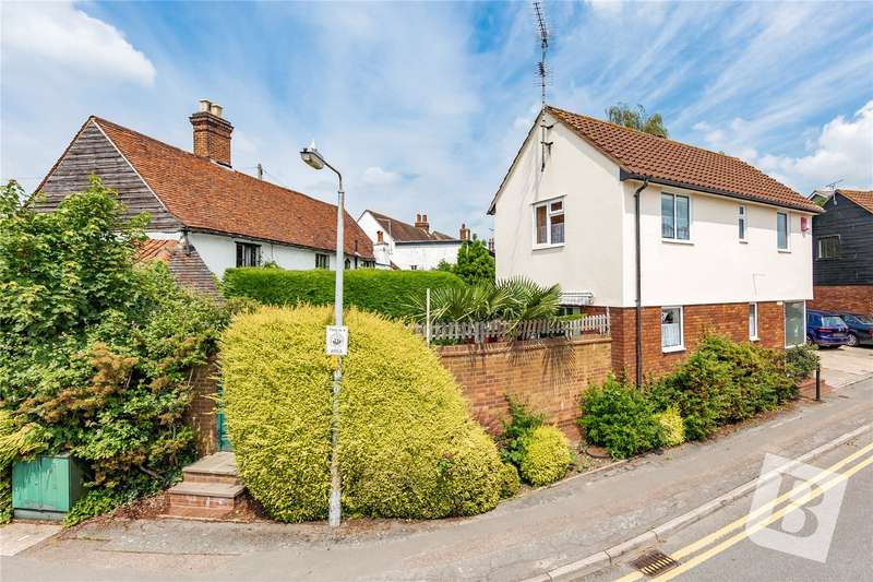 2 Bedrooms Detached House for sale in Stanley Place, Ongar, Essex, CM5
