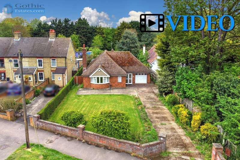 3 Bedrooms Detached Bungalow for sale in Stotfold Road, Church End, Arlesey, SG15 6XL