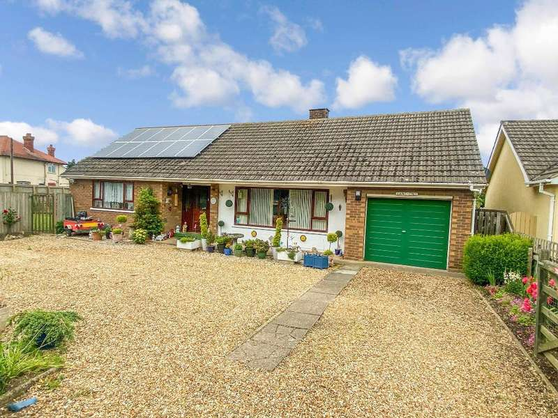 3 Bedrooms Detached Bungalow for sale in High Road, Wisbech St Mary, Wisbech, Cambs, PE13 4RA