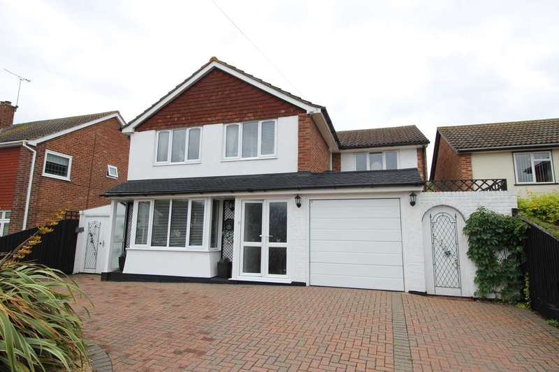 4 Bedrooms Detached House for sale in Plume Avenue, Maldon