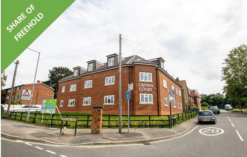 1 Bedroom Apartment Flat for sale in Crown Court, Windsor.