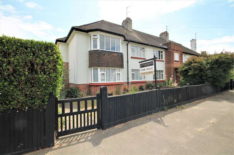 2 Bedrooms Apartment Flat for sale in Hanover Court, Holland Road, East Clacton