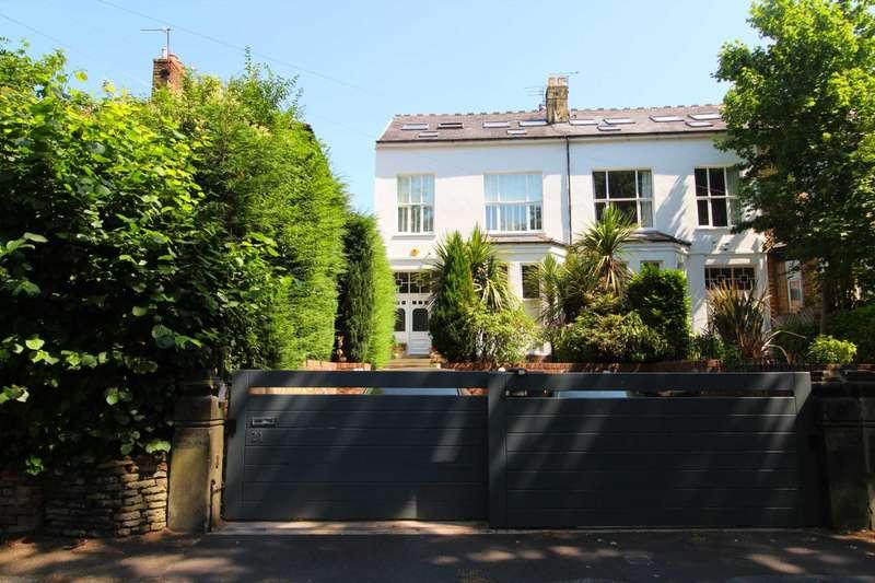 5 Bedrooms Semi Detached House for sale in Parkside House, Bent Lane, Prestwich