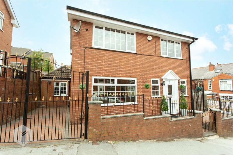 4 Bedrooms Detached House for sale in Ryley Avenue, Bolton, BL3