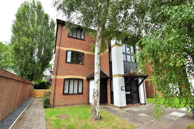 1 Bedroom Apartment Flat for sale in Pennyroyal Court, Reading, Berkshire, RG1