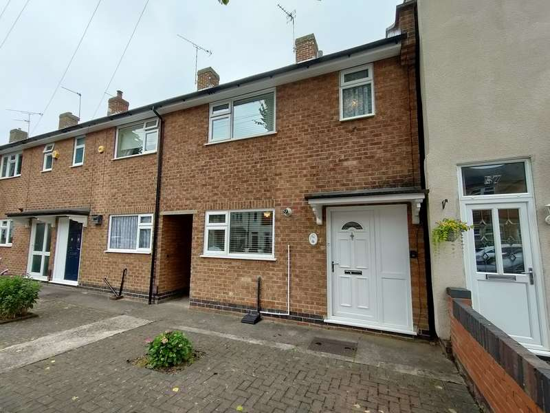 2 Bedrooms Semi Detached House for sale in Albert Promenade, Loughborough