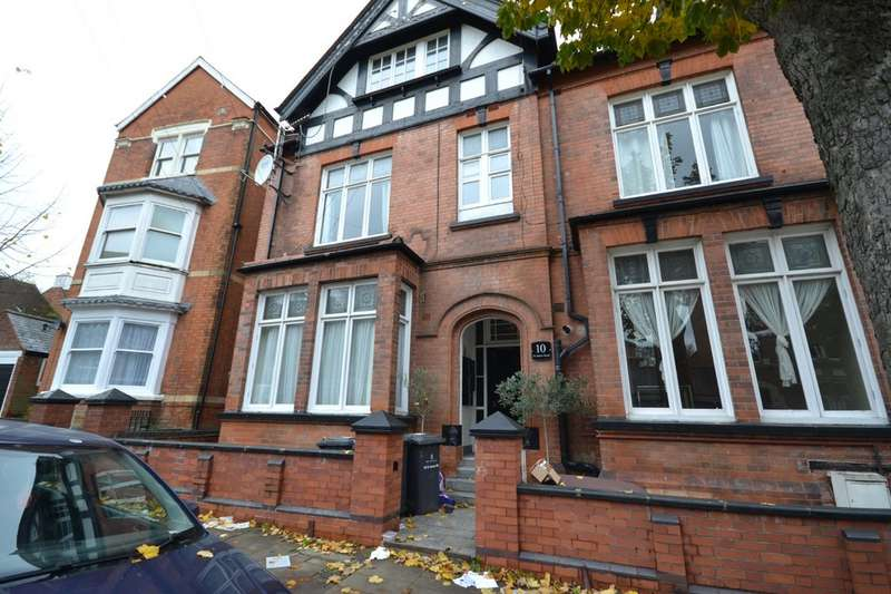 1 Bedroom Property for rent in St James Road , Off London Road, Leicester LE2