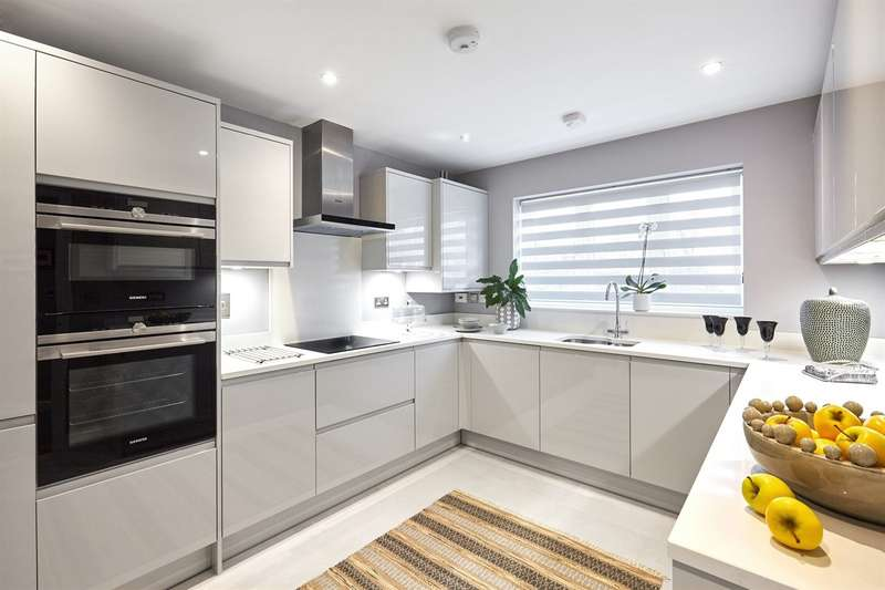 2 Bedrooms Semi Detached House for sale in Whistley Green, Hurst, RG10