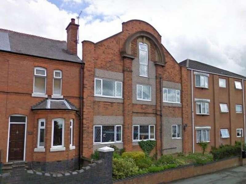 1 Bedroom Property for sale in Ash Lodge, Off Arthur Street LE9