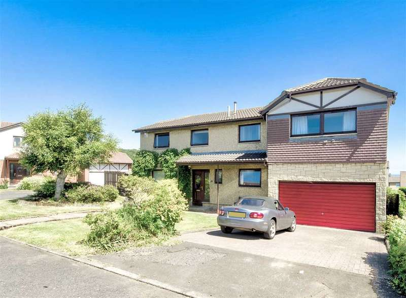 5 Bedrooms Detached Villa House for sale in Ross Avenue, Dalgety Bay