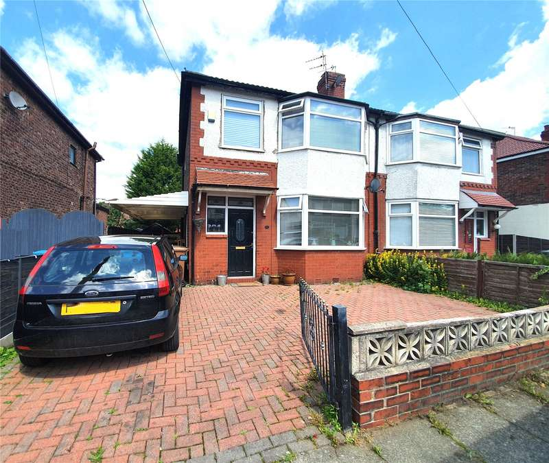 3 Bedrooms Semi Detached House for sale in Fir Road, Swinton, Manchester, M27