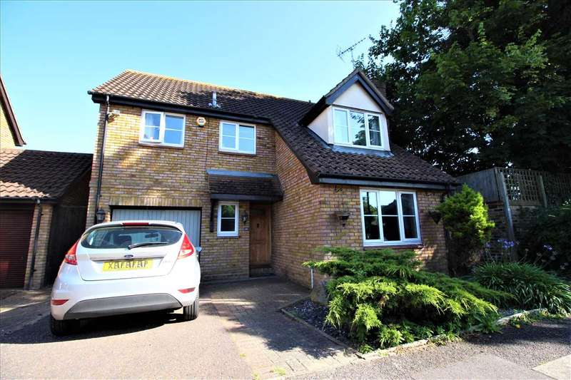 4 Bedrooms Detached House for sale in Conrad Gardens
