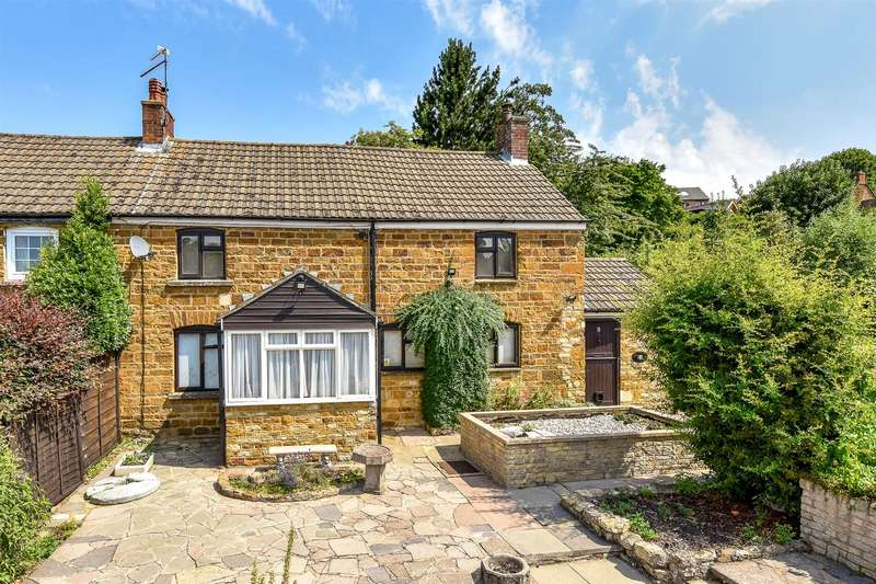 3 Bedrooms Cottage House for sale in Granary Cottage, Church Street, Cottingham, Market Harborough