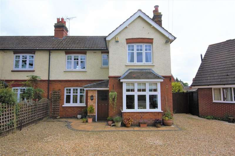 3 Bedrooms House for sale in Welford Road, Husbands Bosworth, Leicestershire