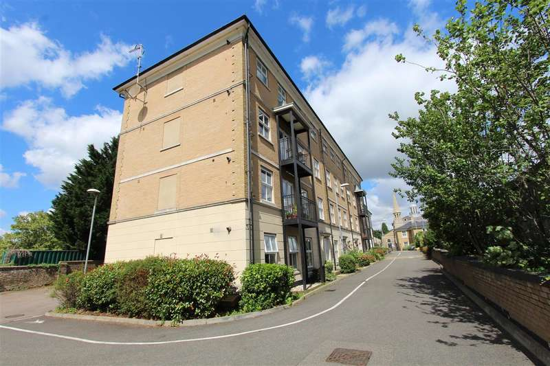 2 Bedrooms Apartment Flat for sale in Delphina House, St. Helens Mews, Brentwood