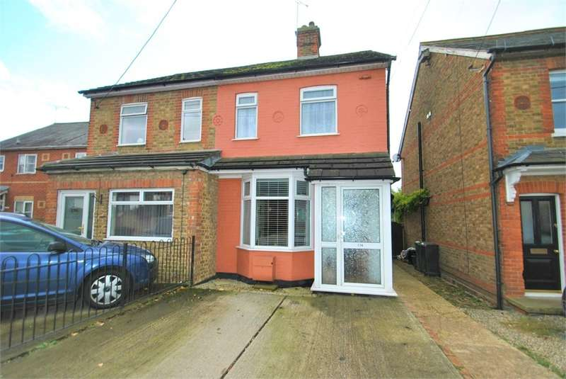 3 Bedrooms Semi Detached House for sale in South Street, BRAINTREE, Essex