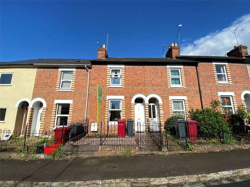 3 Bedrooms Terraced House for sale in Donnington Gardens, Reading, Berkshire, RG1