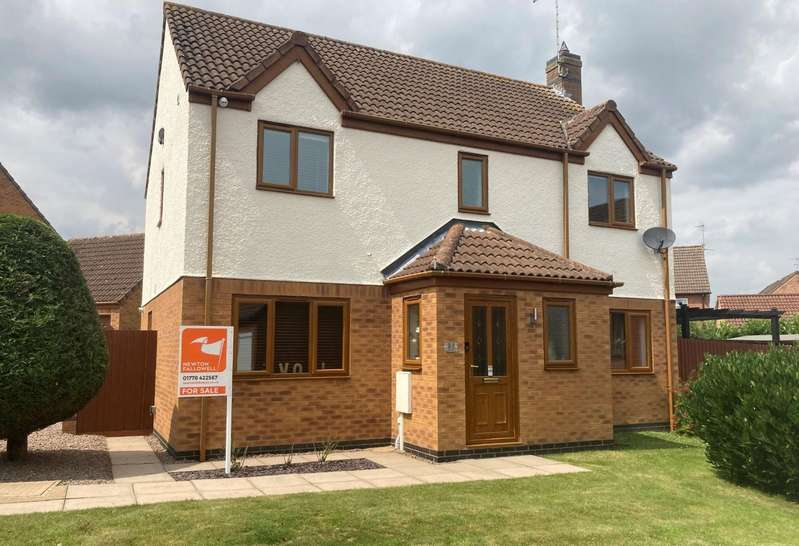 4 Bedrooms Detached House for sale in The Kippings, Thurlby
