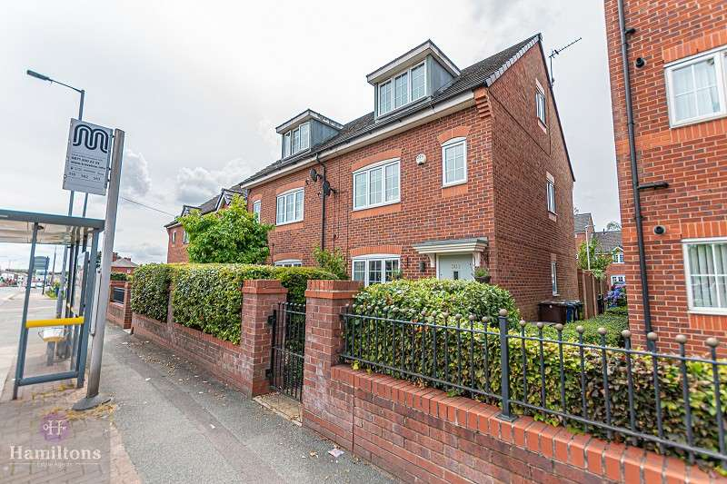 4 Bedrooms Semi Detached House for sale in Leigh Road, Leigh, Greater Manchester. WN7 1TF