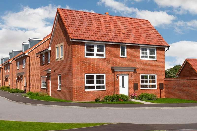 3 Bedrooms House for sale in Ennerdale, City Heights, Somerset Avenue, Leicester, LEICESTER, LE4 0JY
