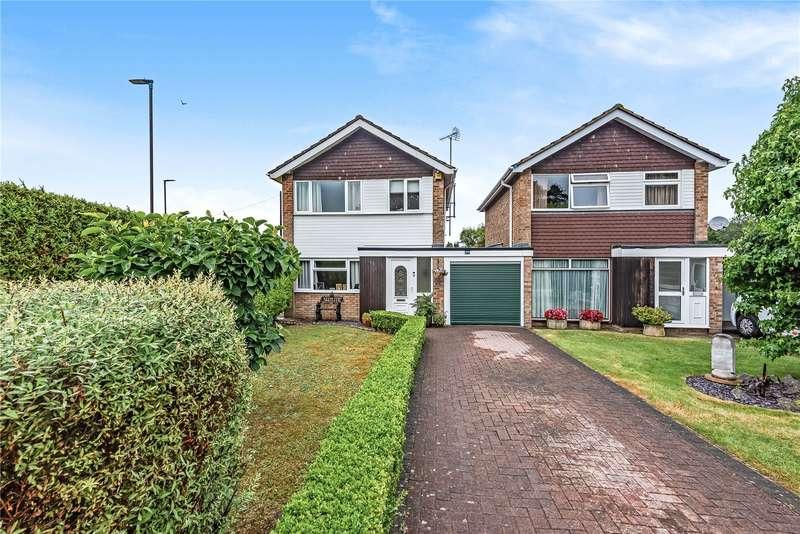3 Bedrooms Property for sale in Detmore Close, Charlton Kings, Cheltenham GL53
