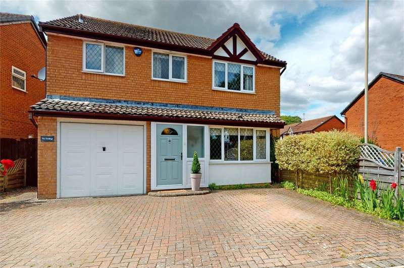 4 Bedrooms Detached House for sale in Up Hatherley, Cheltenham, Gloucestershire