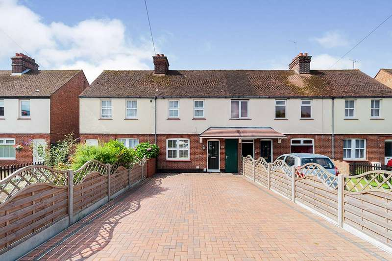 2 Bedrooms Semi Detached House for sale in George Street, Clapham, Bedford, Bedfordshire, MK41