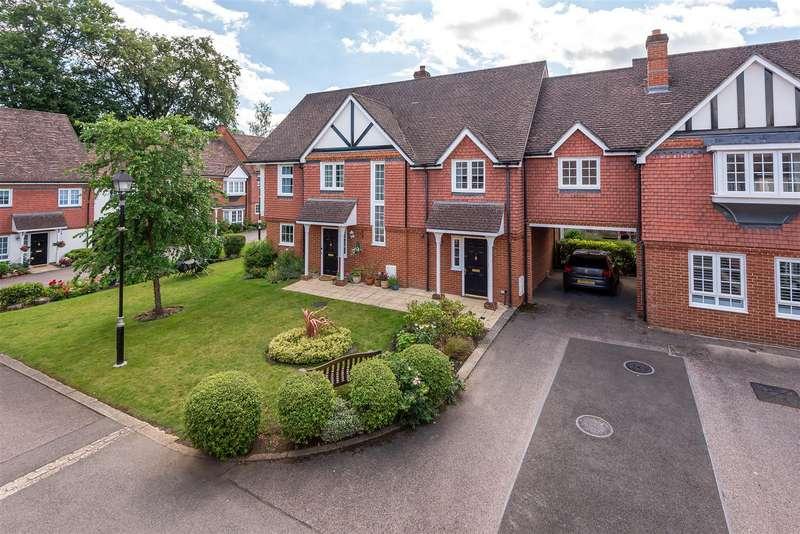 2 Bedrooms Retirement Property for sale in Harding Place, Wokingham, Berkshire, RG40 1BX
