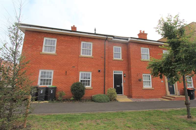 2 Bedrooms Apartment Flat for sale in Mercia Road, Great Denham, Bedford, MK40