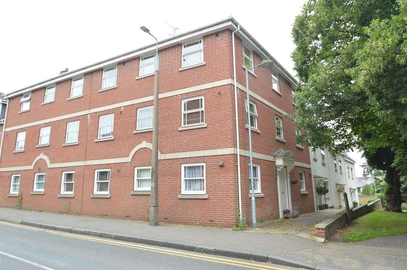 2 Bedrooms Flat for sale in Evans Court, Halstead