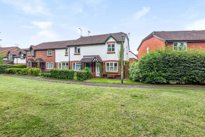 3 Bedrooms Terraced House for sale in Compton, Berkshire, RG20