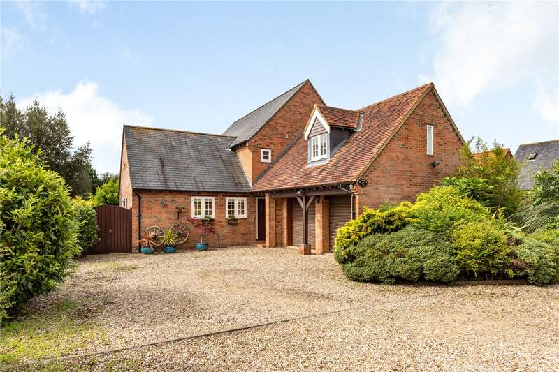 5 Bedrooms Detached House for sale in Top Yard Farm, Burnmill Road, Great Bowden, Market Harborough