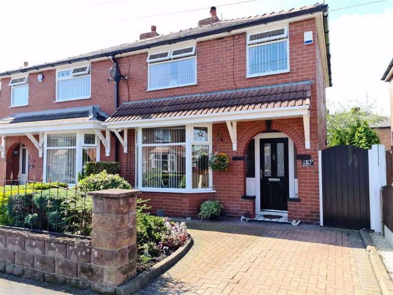 3 Bedrooms Semi Detached House for sale in Shelley Grove, Droylsden, Manchester